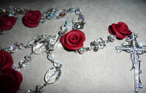 Custom Rosaries by DB by Dominatingbonez