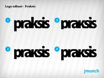 Praksis logo by dark-voodoo