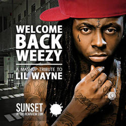 Welcome Back Weezy - CD Cover by dark-voodoo