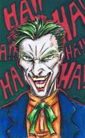 Joker [35b] by JRS-ART
