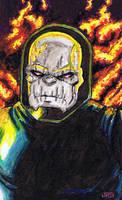 Darkseid by JRS-ART