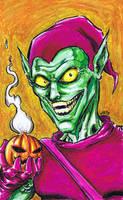 Green Goblin [35a] by JRS-ART