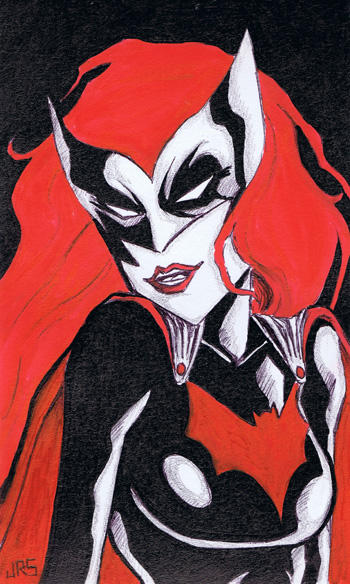 Batwoman [35a] by JRS-ART