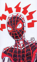 Ultimate Spider-Man [35a] by JRS-ART