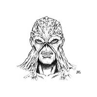 Swamp Thing by JRS-ART