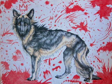 The Darkhund - Darko by 6-uNiCoRn-CrOsSiNg-9