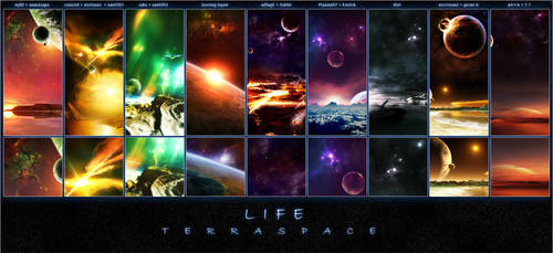 Terraspace LIFE Pack by TerraSpace
