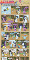 The New Wonderbolt 5 - High Ambitions (Part 16) by Marmorexx