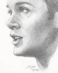 Dean - Supernatural - Sketch by love4me