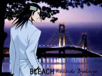 Byakuya by AkagiMTH