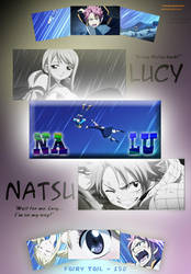 NaLu (Collage - EP. 150) by TamaoAsukaAoi