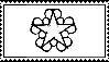 Black Veil Brides Logo Stamp by thed3vilssmile