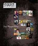 SOURAmagazine Turns 5 theBook by Vic4U