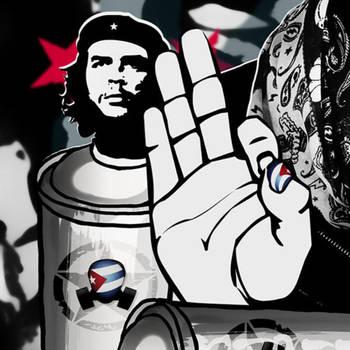 CUBA LIBRE (detail) by Vic4U