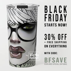 S6 Black Friday 2 by Vic4U