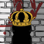 KING CAT's Crown detail by Vic4U