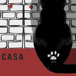 KING CAT's Paw Print detail by Vic4U