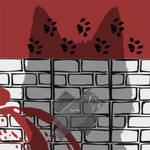 KING CAT's Shadow detail by Vic4U