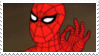 60's Spidey stamp 1 by DollieQueen
