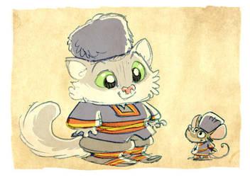 little friends by poubelle-de-dav
