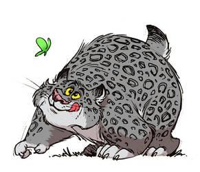 Meow by poubelle-de-dav