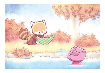 Go to swim ! by poubelle-de-dav