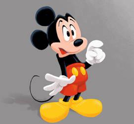 Mickey by poubelle-de-dav