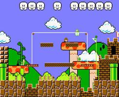 SSB Classic - Mushroom kingdom by Doctor-G