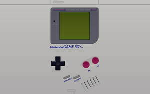 GAMEBOY Wallpaper by Doctor-G