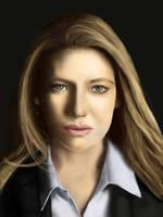 Fringe - Agent Olivia Dunham by reneev