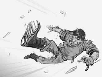 Kaneda wip by Phrunzoid