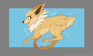 Jolteon by atachi00