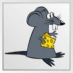 the rat by nicubunu