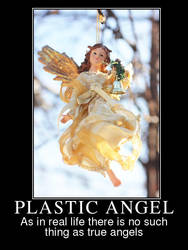 Plastic Angel by nicubunu
