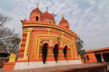 Temple by nicubunu