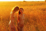Golden girls by nicubunu