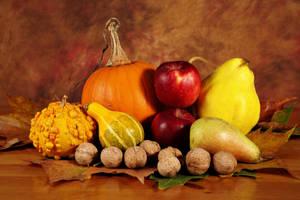 Harvest still by nicubunu
