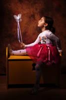 Ballerina and butterfly by nicubunu