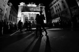 Street tango by nicubunu