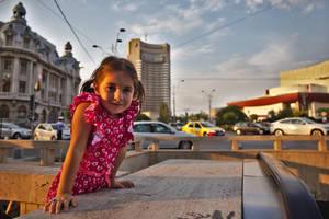 City girl by nicubunu
