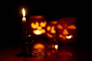 Scary night by nicubunu