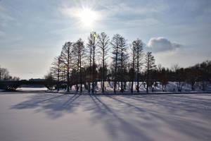 Beyond the ice by nicubunu