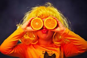 Life in orange by nicubunu
