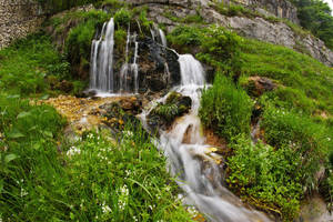 Waterfall by nicubunu