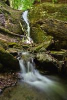 Waterfall on Vilsan Valley by nicubunu