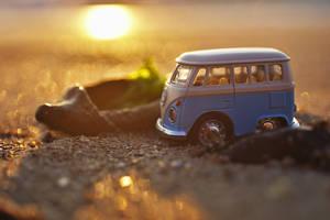 VW Beach by nicubunu