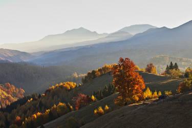 Morning in the legendary lands by nicubunu