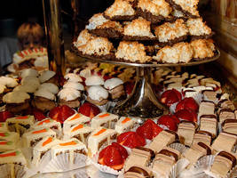 Club 33 Dessert Tray by lilkoda16