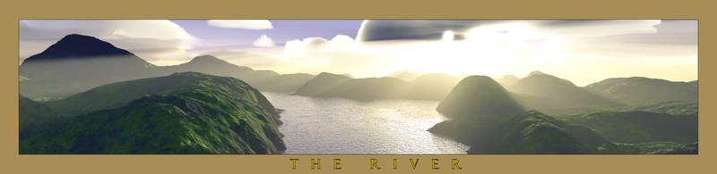 The River by kellylynn