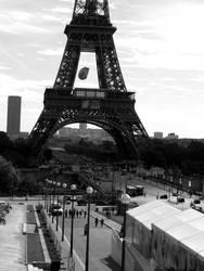 la dame du paris by Aaneval